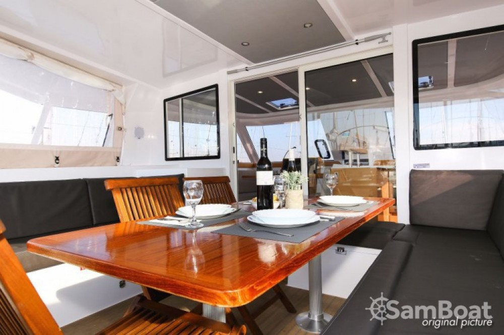 Rental yacht Marina Kornati - Nautitech Nautitech 40 on SamBoat