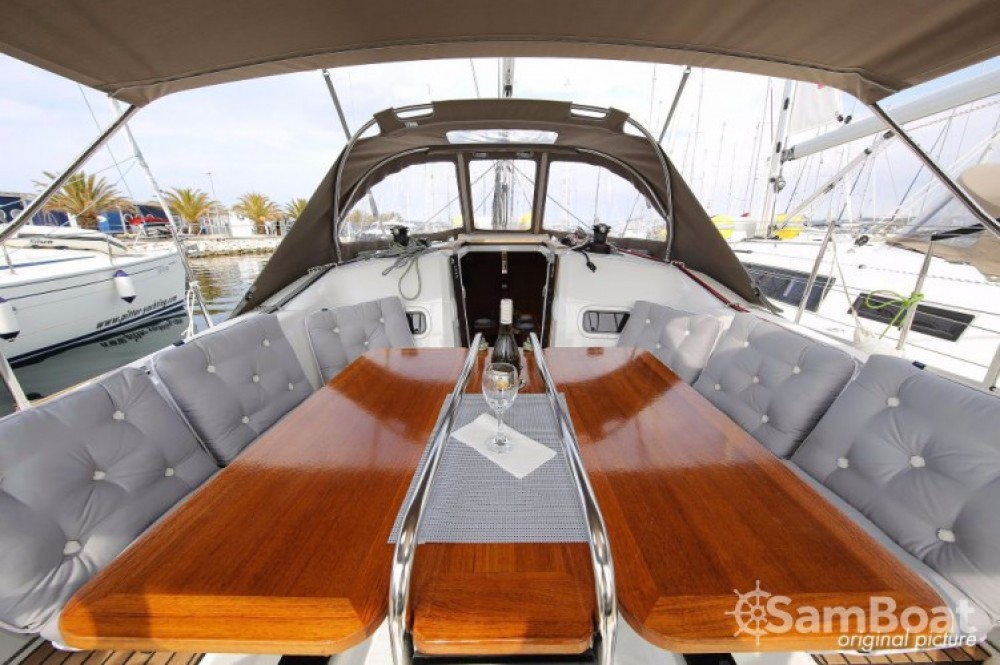 Boat rental Jeanneau Sun Odyssey 349 in Marina Kornati on Samboat