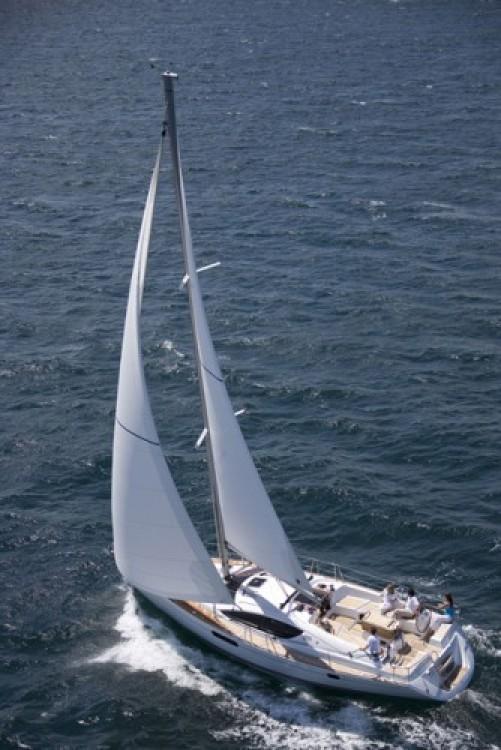 Boat rental Marina Kornati cheap Sun Odyssey 45 DS