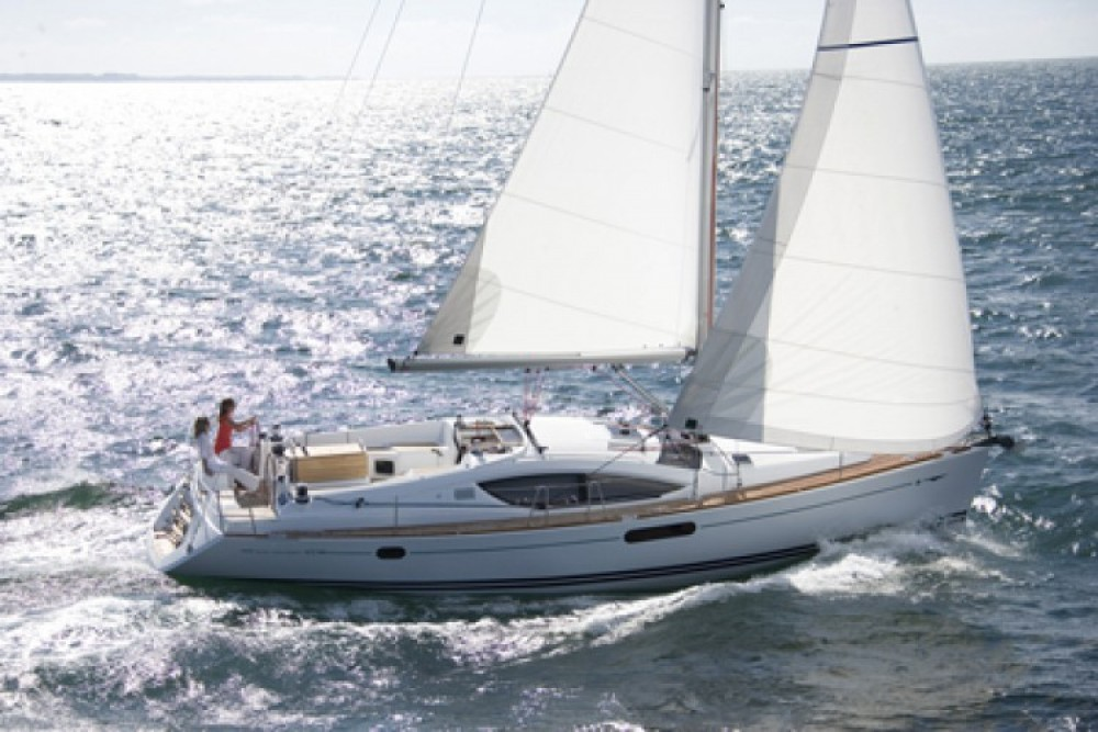 Rent a Jeanneau Sun Odyssey 45 DS Marina Kornati