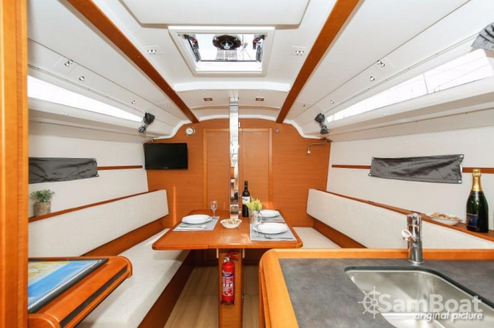Boat rental Marina Kornati cheap Sun Odyssey 349