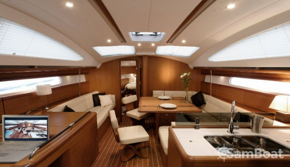 Jeanneau Sun Odyssey 45 DS entre particulares y profesional Croacia