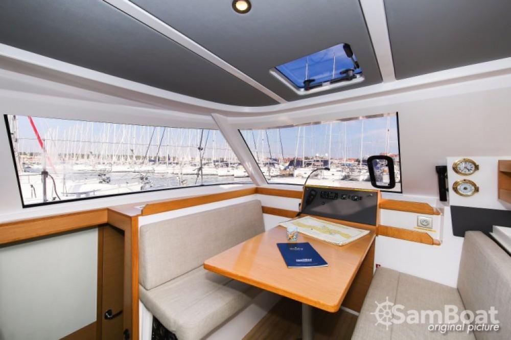 Boat rental Marina Kornati cheap Nautitech 40