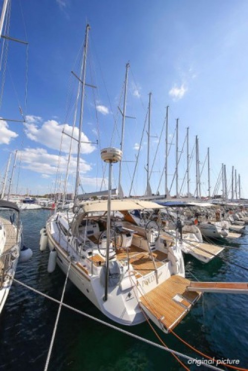 Alquiler de Jeanneau Sun Odyssey 509 en Croacia