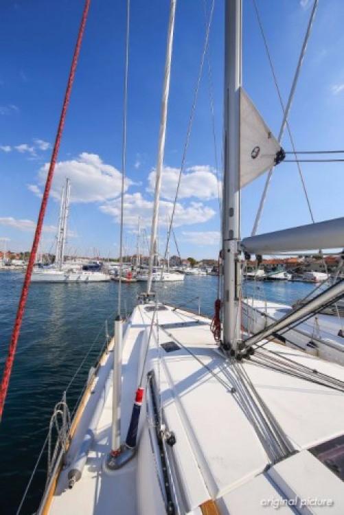 Alquiler Velero en Croacia - Jeanneau Sun Odyssey 509