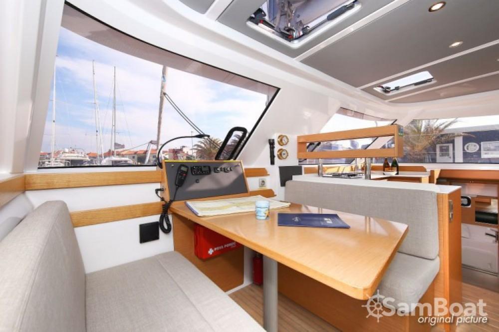 Hire Catamaran with or without skipper Nautitech Marina Kornati