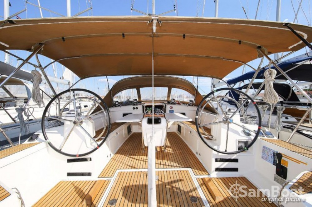 Alquiler de barcos Croacia barato de Sun Odyssey 509