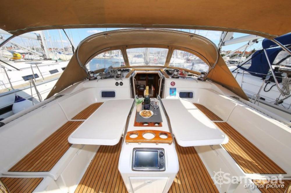 Jeanneau Sun Odyssey 509 entre particulares y profesional Croacia