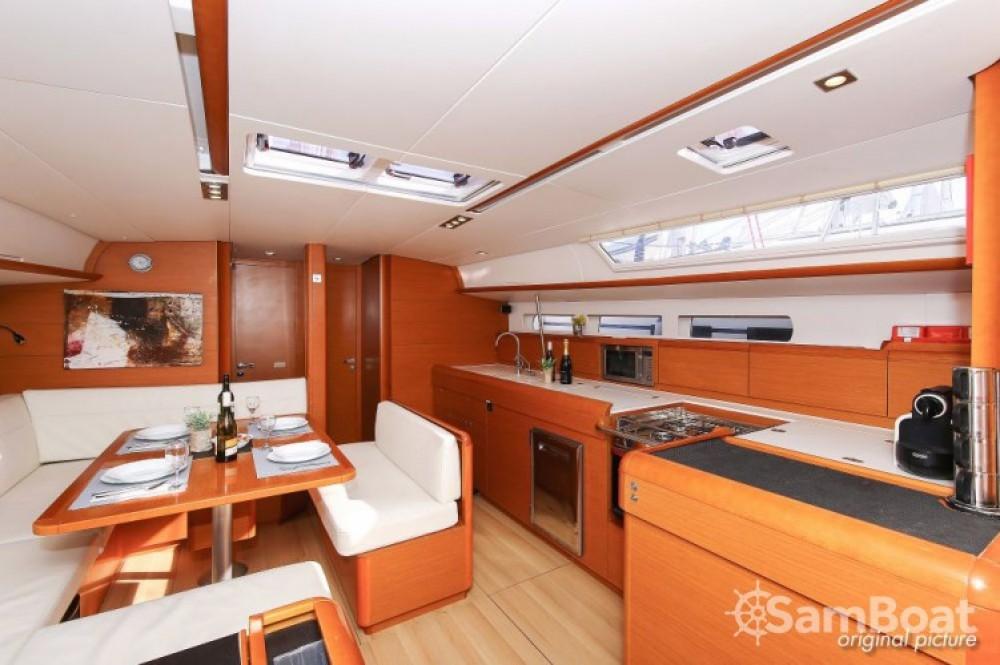 Alquiler de yate Croacia - Jeanneau Sun Odyssey 509 en SamBoat