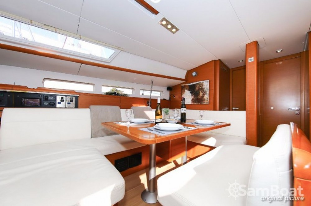 Alquiler de barcos Jeanneau Sun Odyssey 509 enCroacia en Samboat