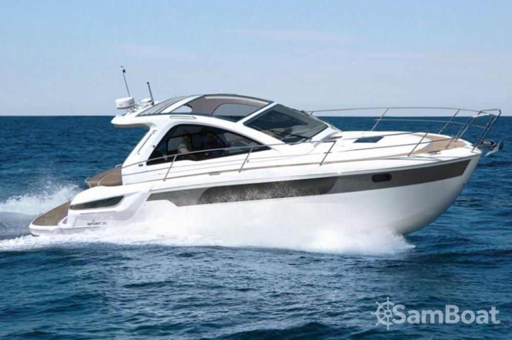Rental Motor boat in Šibenik - Bavaria Sport 35 HT