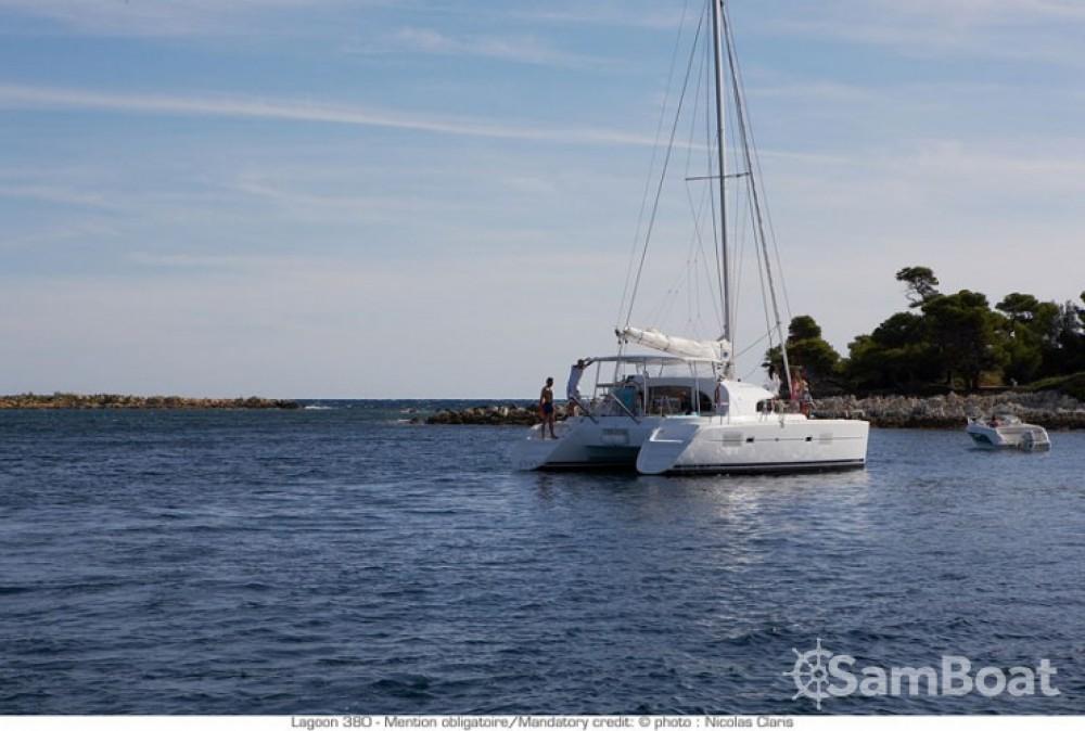 Location yacht à Croatie - Lagoon Lagoon 380 sur SamBoat
