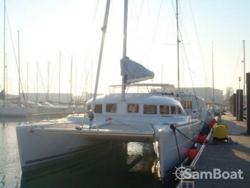 Rental Catamaran in Šibenik - Lagoon Lagoon 380 S2