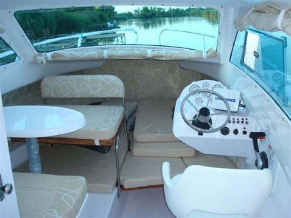 Rental Motor boat Bluestar with a permit