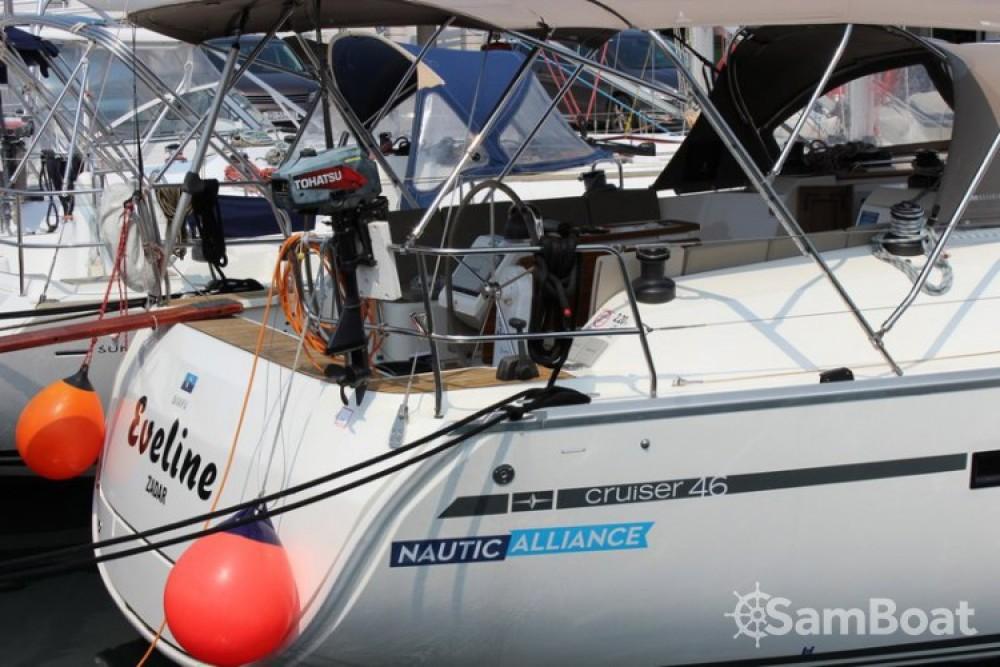 Bavaria Cruiser 46 entre particuliers et professionnel à Jezera