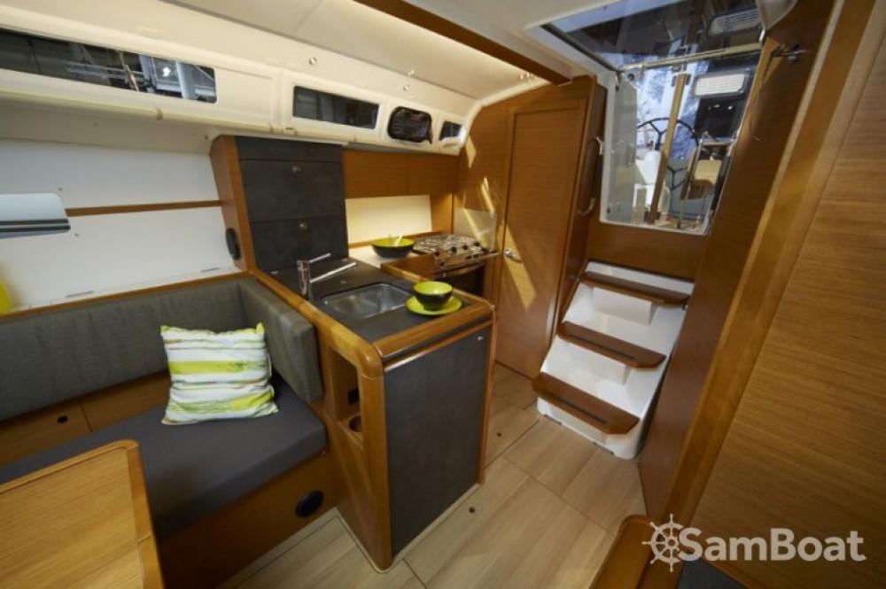 Rental yacht Zadar - Jeanneau Sun Odyssey 349 on SamBoat