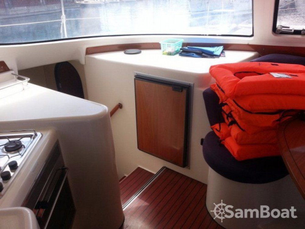 Fountaine Pajot Lavezzi 40 between personal and professional Pirovac