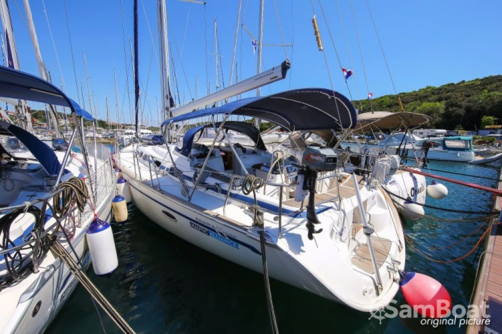 Boat rental Pula cheap Cruiser 46