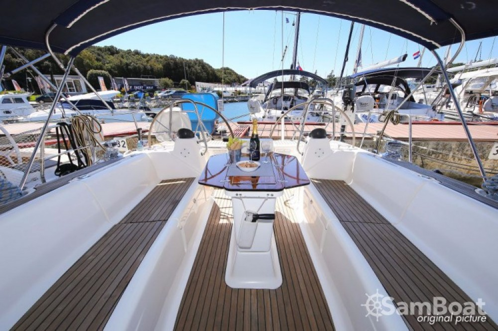 Bavaria Cruiser 46 between personal and professional Pula