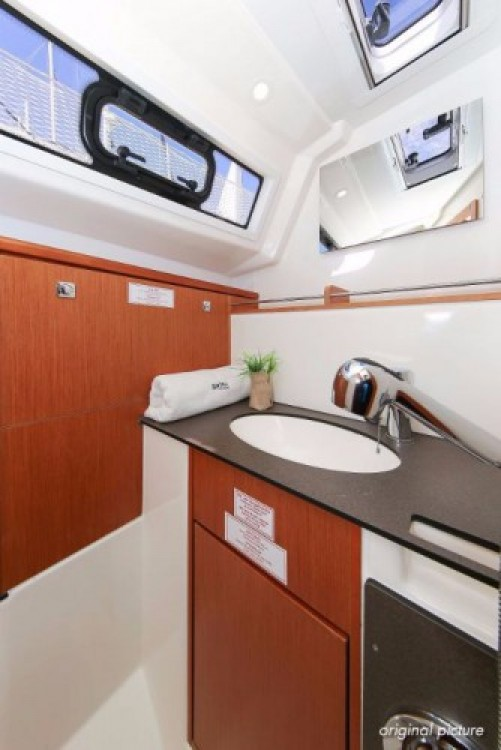 Bavaria Cruiser 37 entre particuliers et professionnel à Leucade