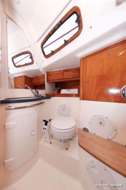Bavaria Cruiser 50 between personal and professional Pula