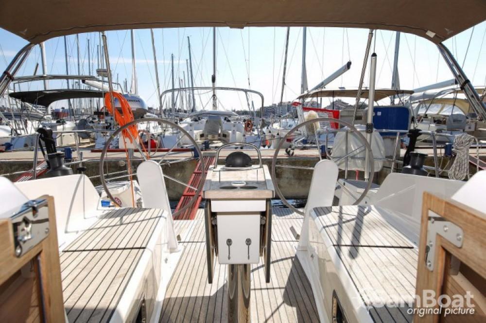 Boat rental Pula cheap Cruiser 41