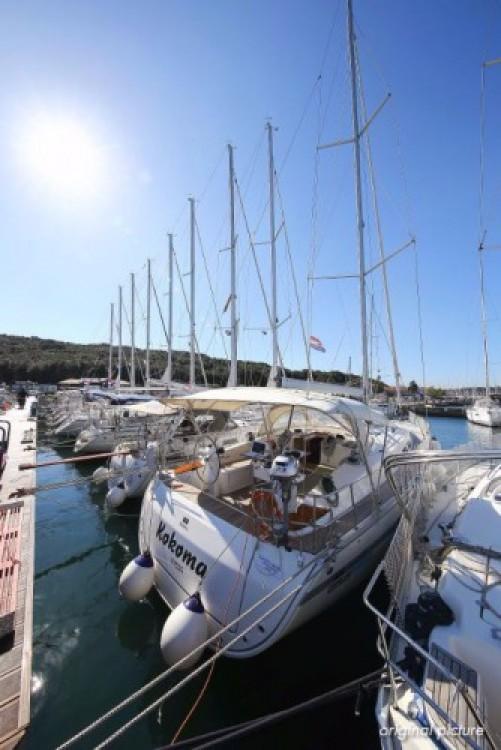 Rental yacht Pula - Bavaria Cruiser 45 on SamBoat