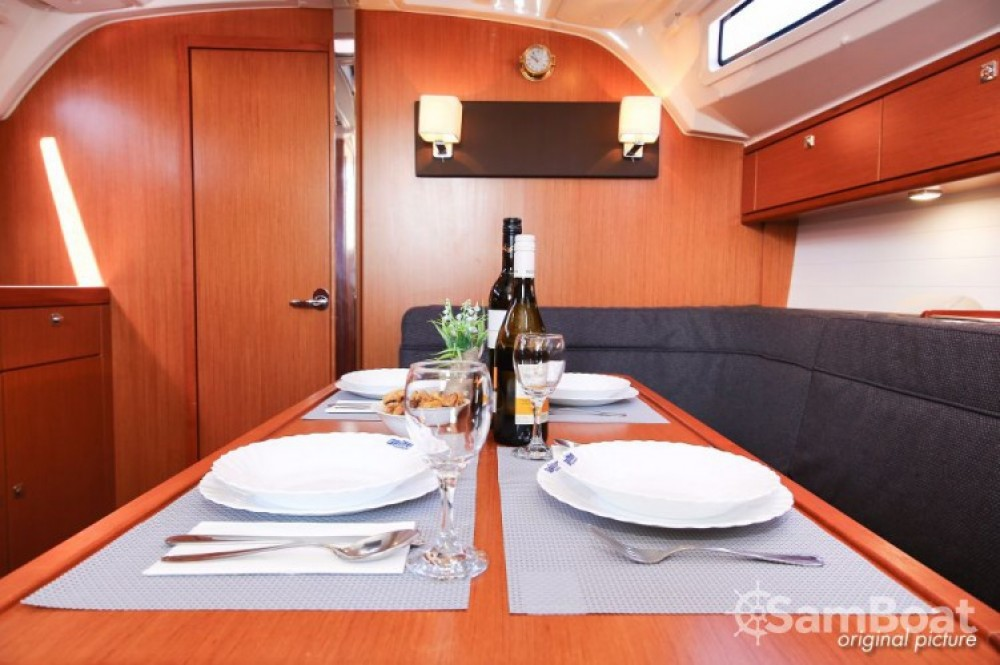 Bavaria Cruiser 41 between personal and professional Pula