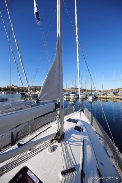 Rental yacht Pula - Bavaria R40 on SamBoat