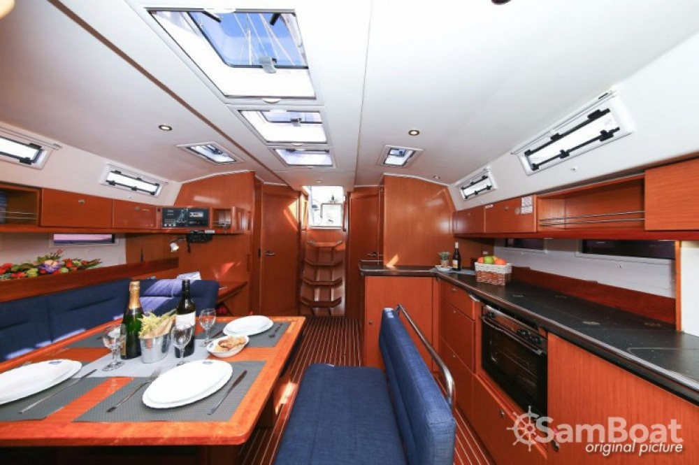 Bavaria Cruiser 45 between personal and professional Pula