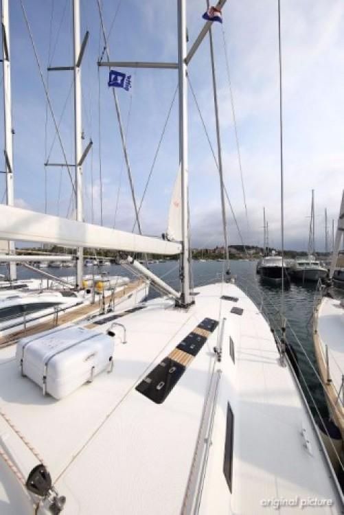 Boat rental Volos cheap Cruiser 55