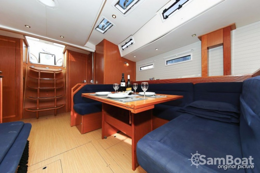 Bavaria Cruiser 55 between personal and professional Volos
