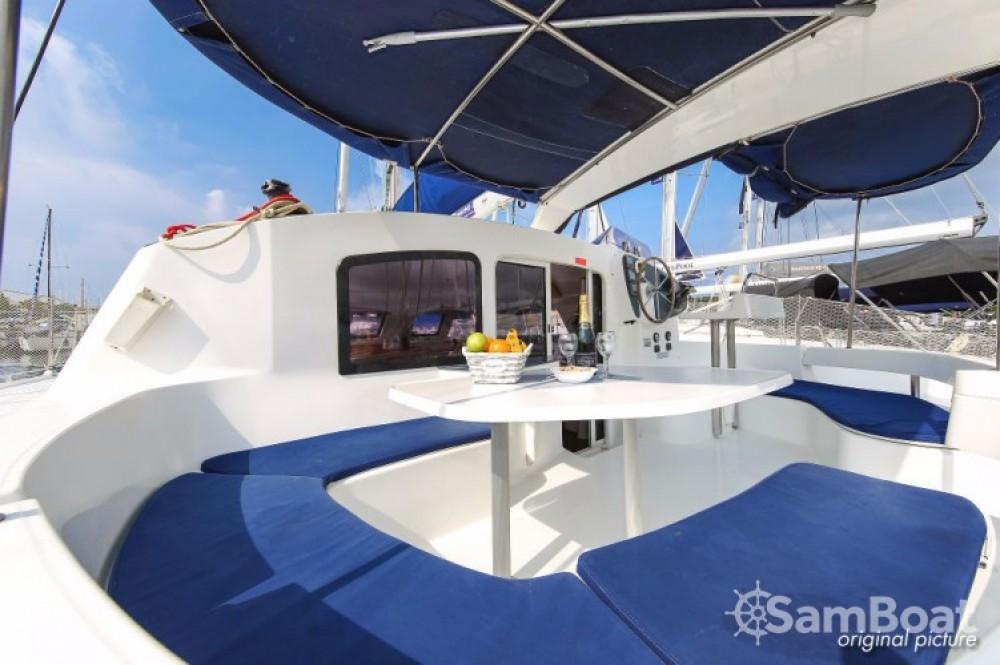 Rental Catamaran in Pula - Fountaine Pajot Lavezzi 40