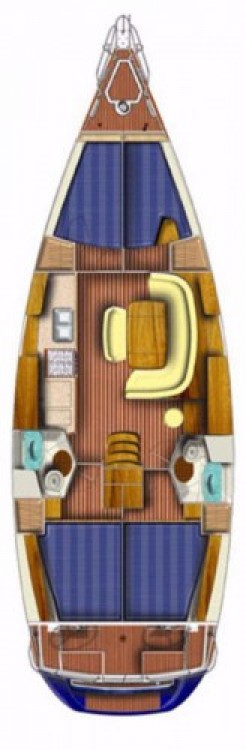 Rental yacht Marina Punat - Jeanneau Sun Odyssey 45 on SamBoat
