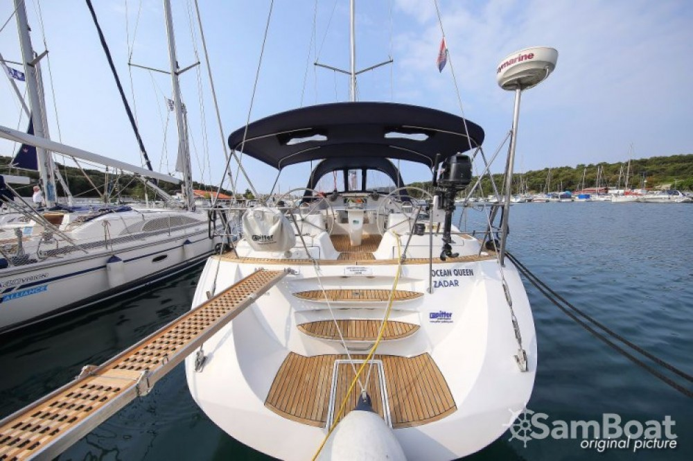 Rental yacht Zadar - Jeanneau Sun Odyssey 54 DS on SamBoat