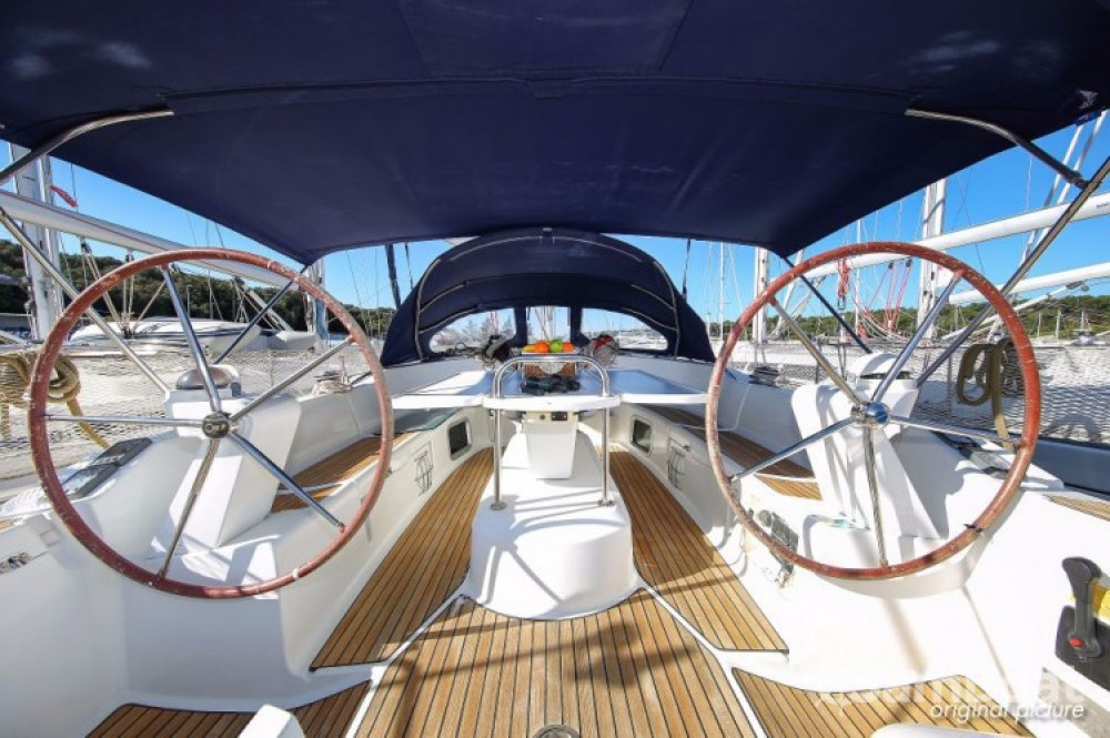 Hire Sailboat with or without skipper Jeanneau Marina Punat