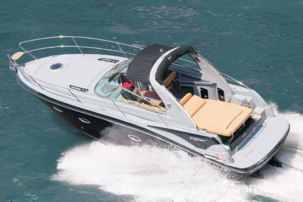 Hire Motor boat with or without skipper Viper Pula