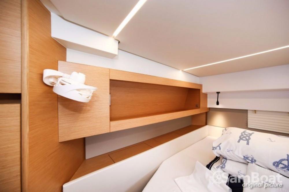 Boat rental Trogir cheap Nautitech 46