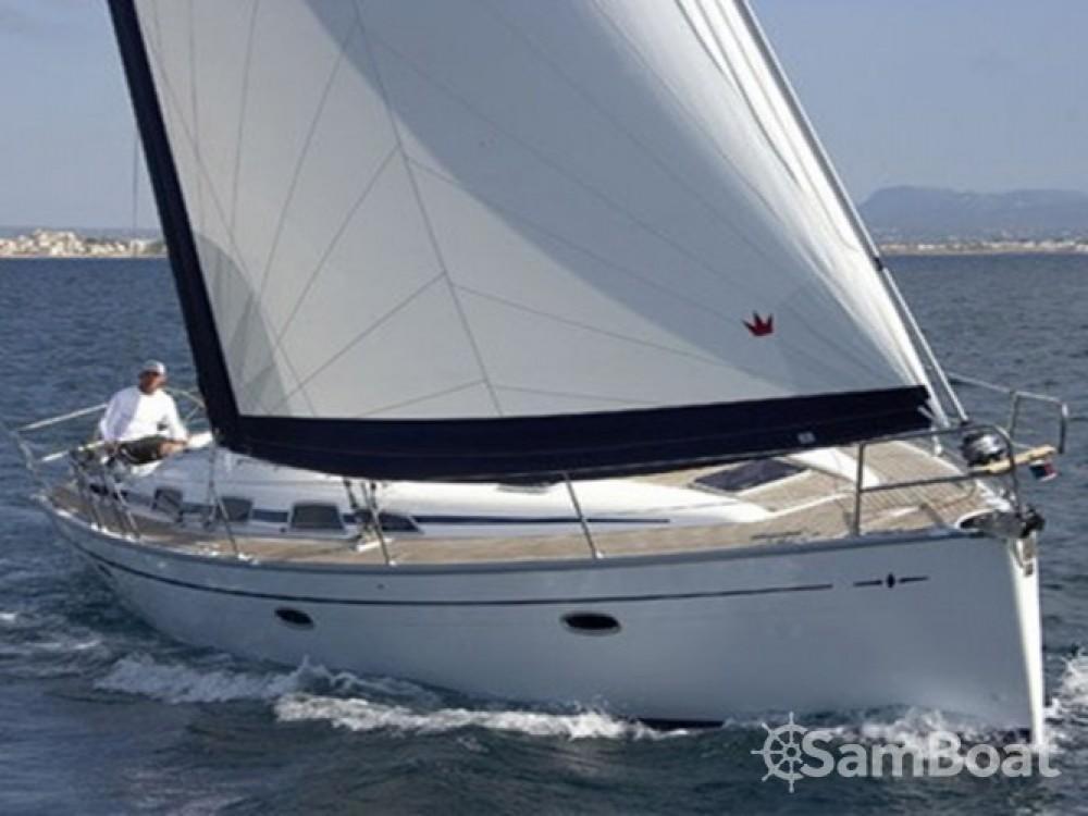 Boat rental Lefkas cheap Cruiser 43