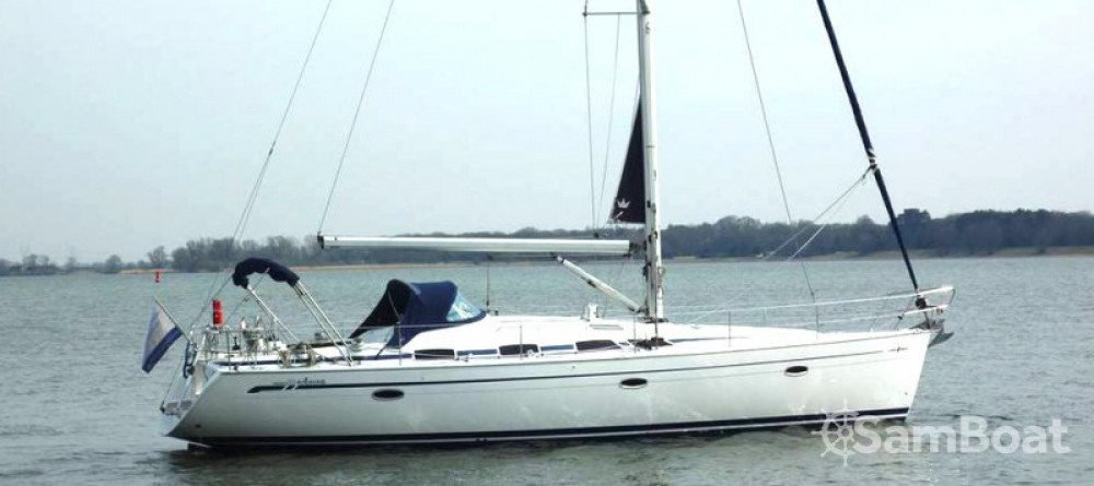 Bavaria Cruiser 43 between personal and professional Lefkas