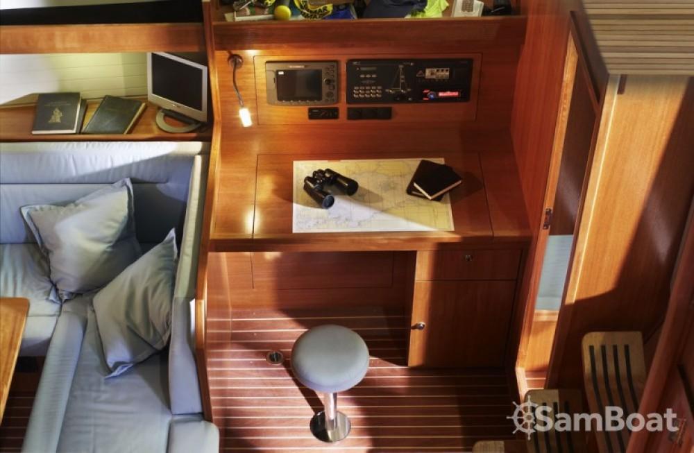 Rental yacht Lefkas - Bavaria Cruiser 43 on SamBoat