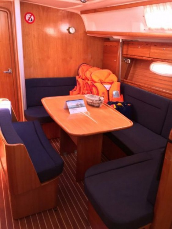 Bavaria Cruiser 39 between personal and professional Marina Punat