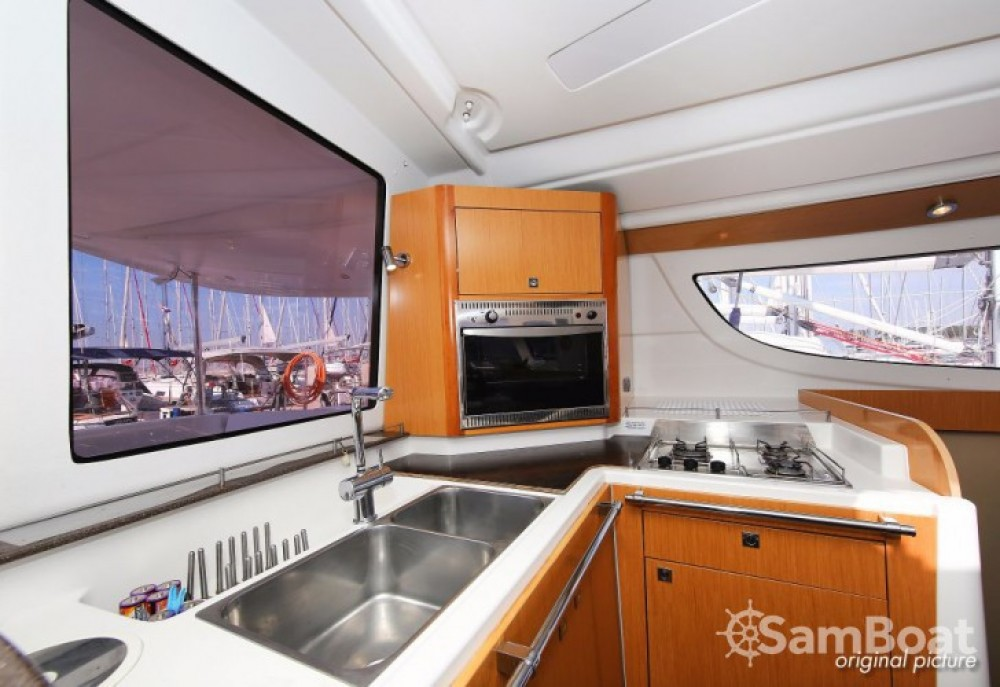 Fountaine Pajot Lipari 41 between personal and professional Pula