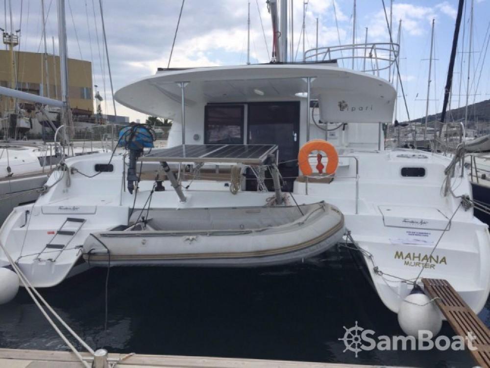 Rental Catamaran in Trogir - Fountaine Pajot Lipari 41