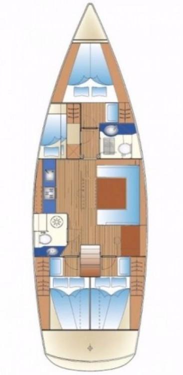 Rental yacht Trogir - Bavaria Cruiser 47 on SamBoat