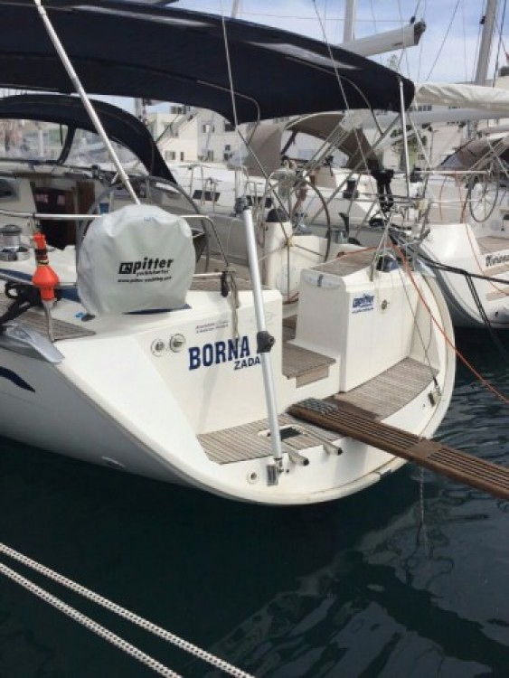 Bavaria Cruiser 47 between personal and professional Trogir
