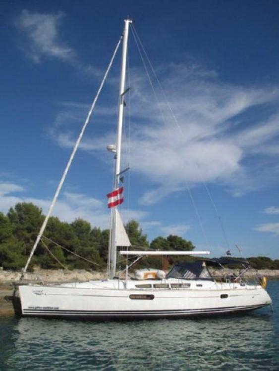 Rental Sailboat in Trogir - Jeanneau Sun Odyssey 44i