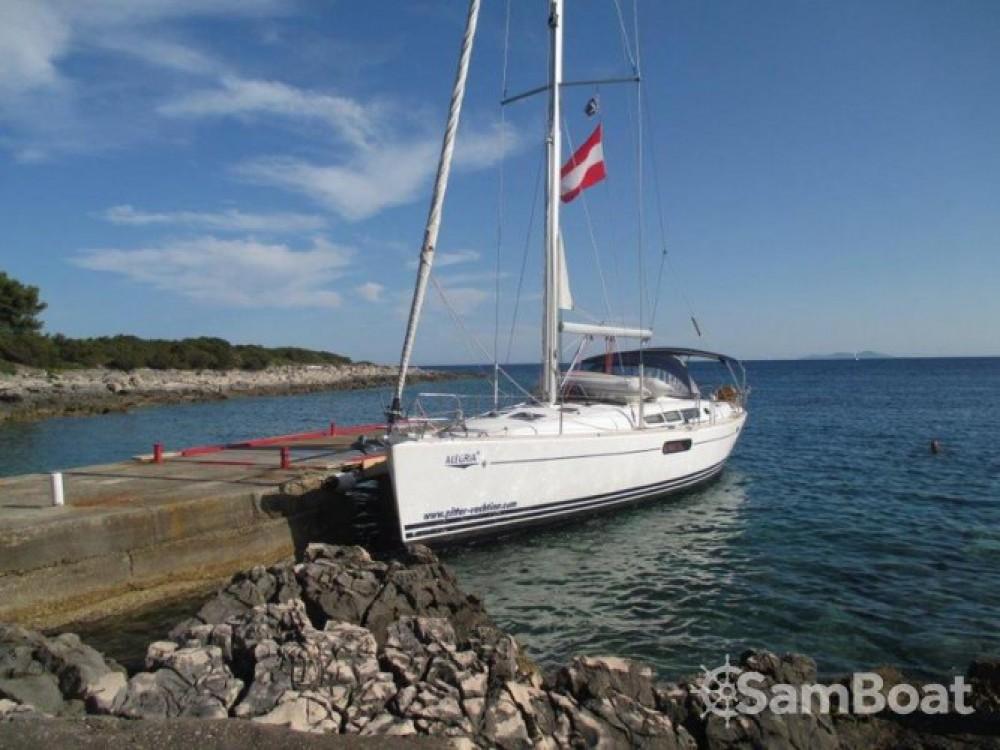 Boat rental Jeanneau Sun Odyssey 44i in Trogir on Samboat