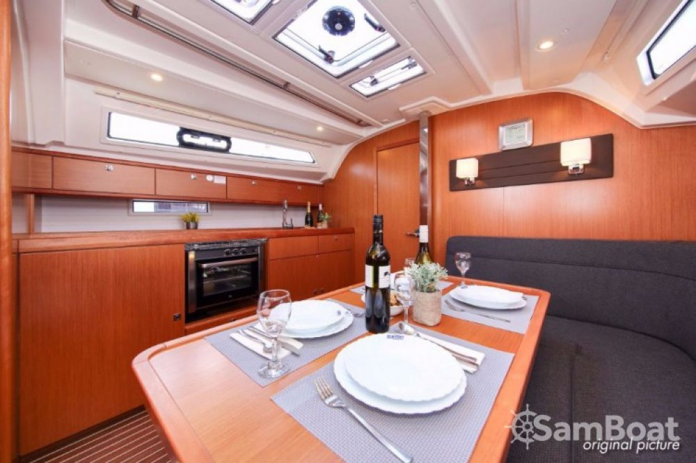 Bavaria Cruiser 41 S between personal and professional Trogir