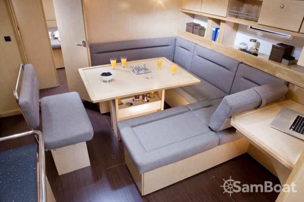Boat rental Trogir cheap Cruiser 45